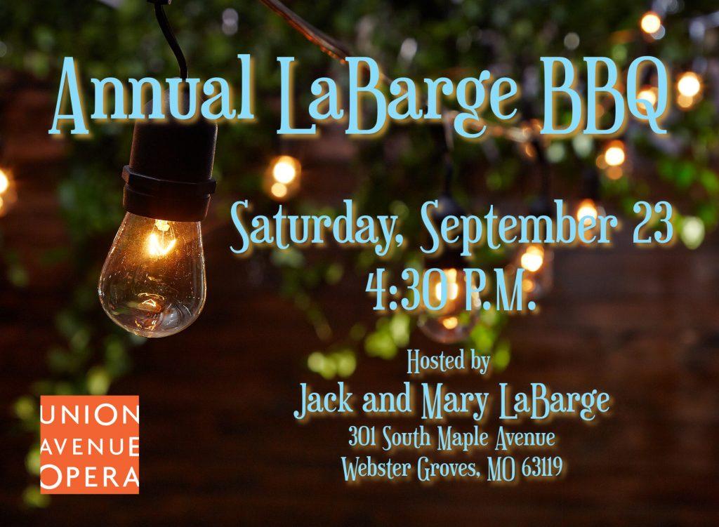 LaBarge Postcard